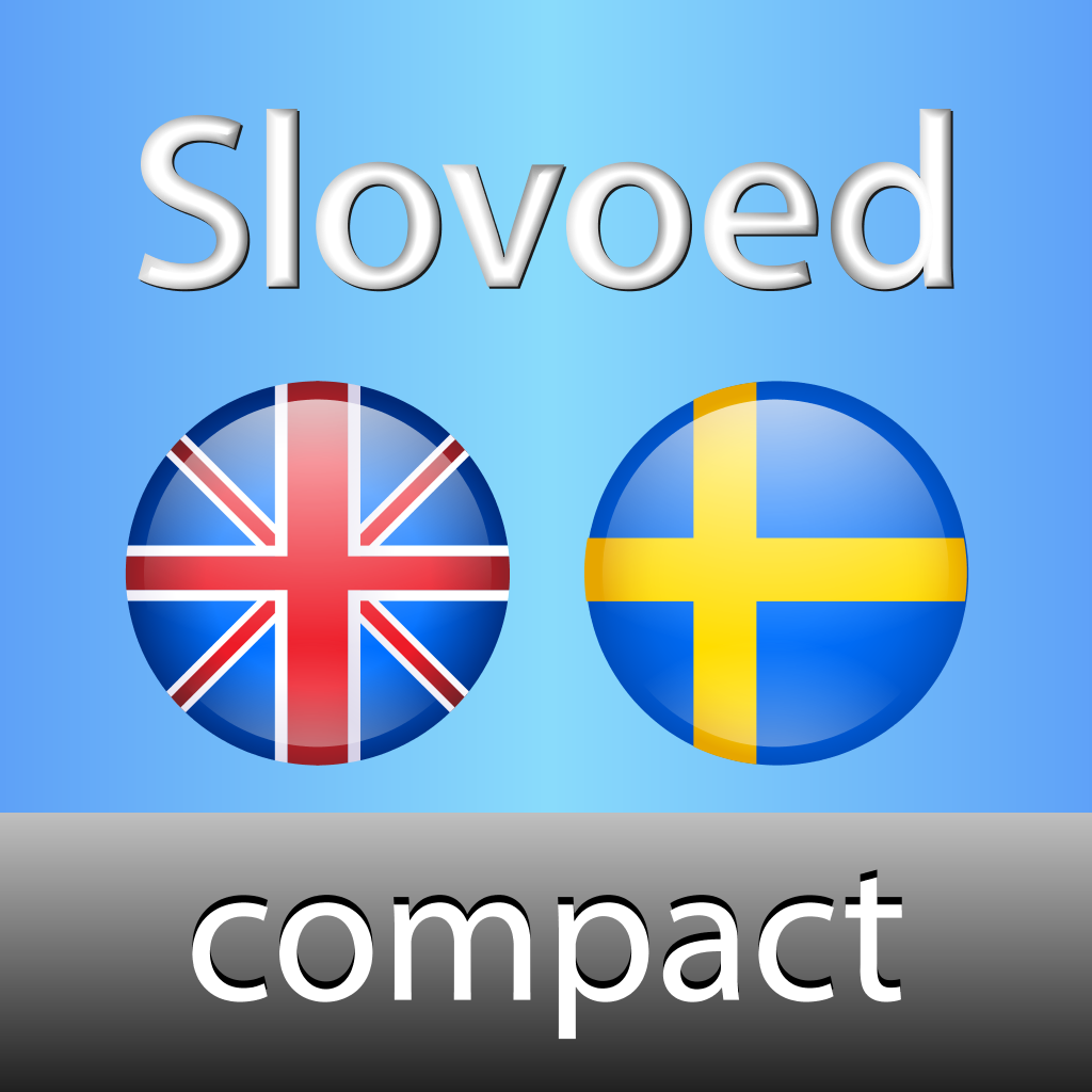 English <-> Swedish Slovoed Compact talking dictionary - Paragon Technologie GmbH