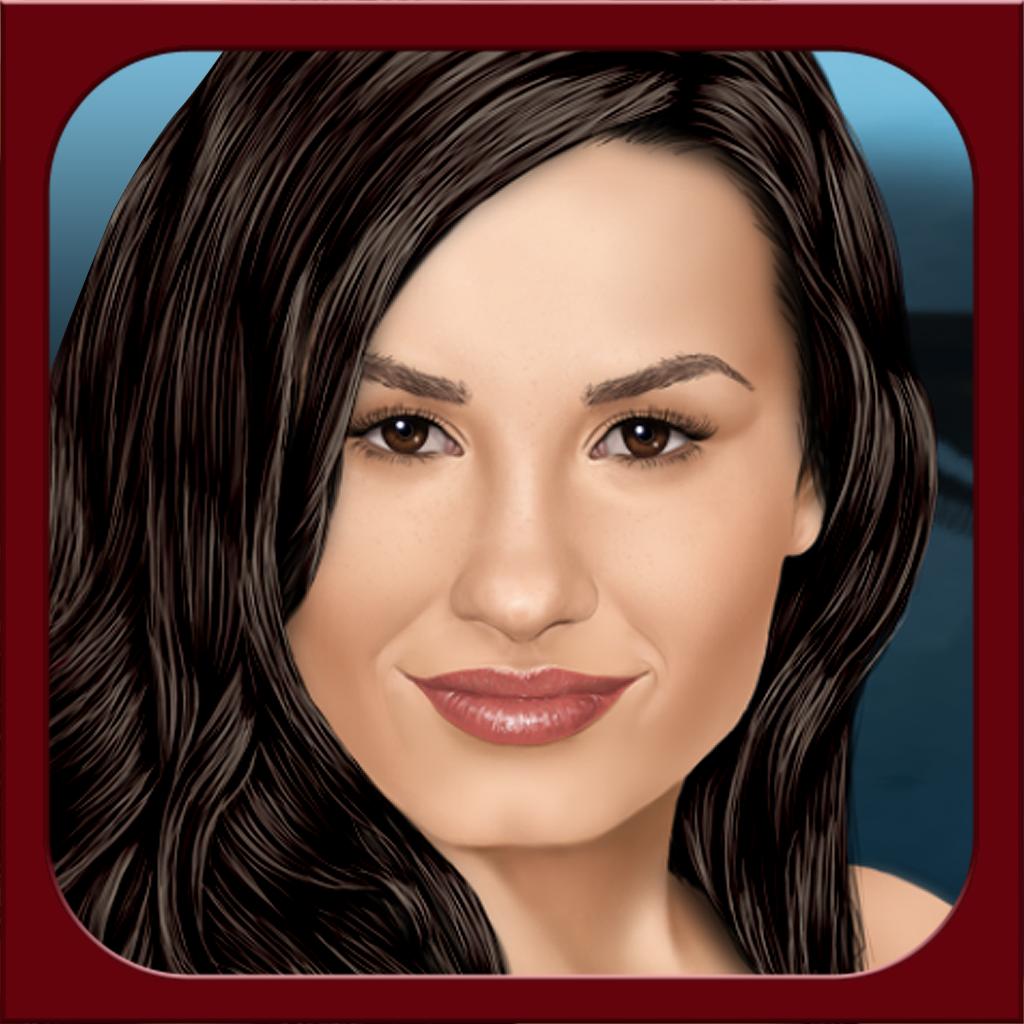 True Make Up Girl Game - Dressing App for Demi Lovato par ...